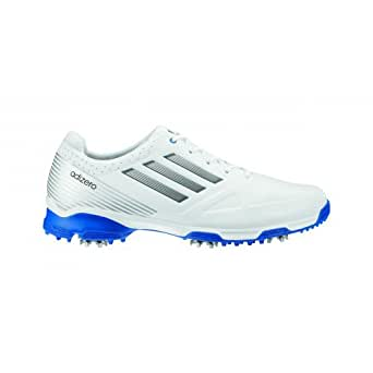 Adidas Adizero 6-Spike Men's Golf Shoes (8.5, Blue)