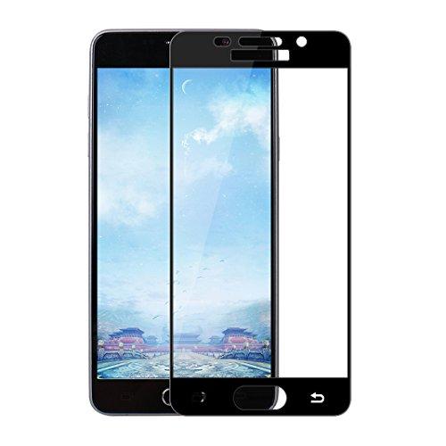 Film Vitre de Protecteur écran Pour Samsung Galaxy A3 ( 2016 ) A310, Protection Verre Trempé Ultra Slim, Facile à Poser, Ultra Clair Haute Transparence et Ultra Résistant, Film Protection, Noir