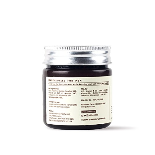 Ustraa Hair Wax for styling, 100g