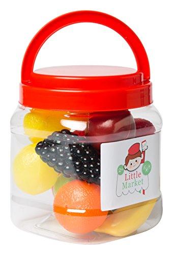 y 41036–Little Market, Obst, mehrfarbig (Wie Zu Tun, Ap)