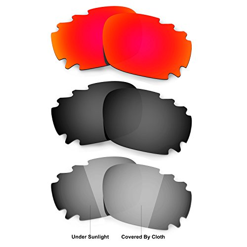 hkuco-red-black-transition-photochromic-polarized-replacement-lenses-for-oakley-racing-jacket-vented