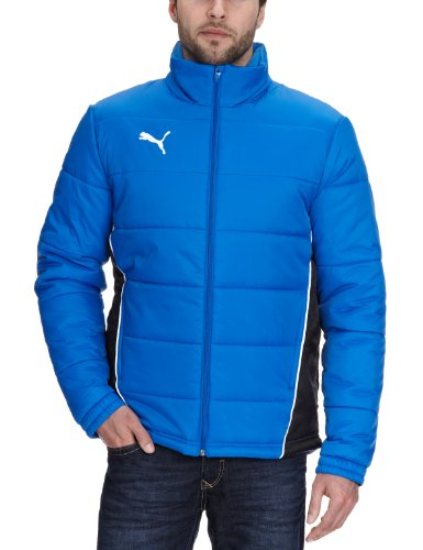 PUMA Herren Jacke Padded Jacket Puma Royal/Black