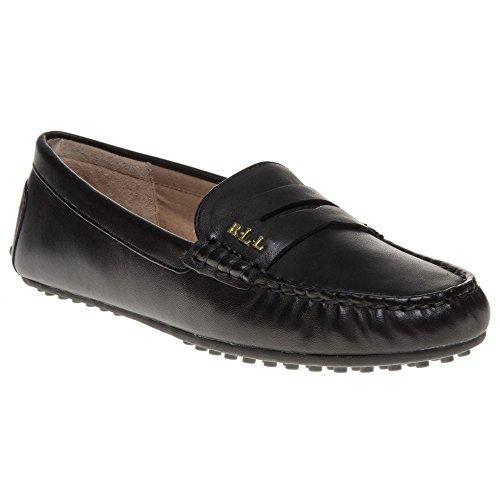 Lauren By Ralph Lauren Belen Femme Chaussures Noir Noir