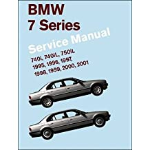[BMW 7 Series Service Manual 1995-2001 (E38): 740i, 740iL, 750iL] (By: Bentley Publishers) [published: October, 2010]