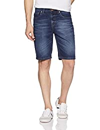 Amazon Brand - Symbol Men's Relaxed Fit Shorts