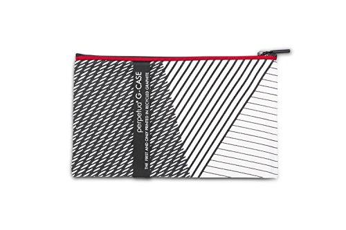 Perpetua G-case, portatutto in fibra naturale di cotone, stampato con