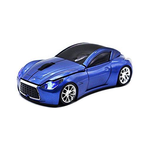 Wireless Mäuse Sport Auto Computer Maus Laptop optische Gaming Maus (Pc-maus Auto)