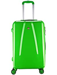maleta cabina 4 ruedas equipaje rigida barata Ligero ABS+PC equipaje viaje 20096 Partyprince