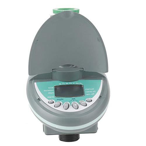 Liineparalle Automatische Smart LCD-Anzeige Elektronische Gartenwasseruhr Bewässerungssystem Controller -
