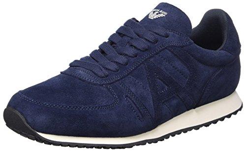 Armani Jeans 9350277p443, Sneakers basses homme Blau (blue 1541)