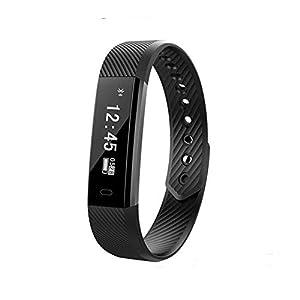 HUIGE Fitness Tracker Smart Watch Actividad Tracker Deportes Pulsera, podómetro calorías Paso Contador sueño Monitor… 8