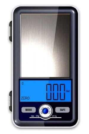 PROMOTION - Balance de poche haute précision au centième de gramme, or, carats 200g x 0.01g