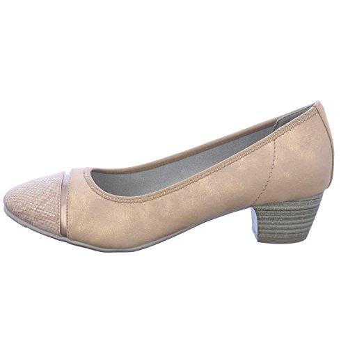 Jana 8-8-22300-28/594 594, Scarpe col tacco donna Rose