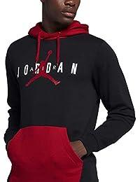 Nike Jumpman Air Fleece Po, Felpa Uomo