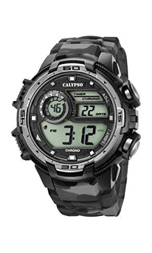 Calypso Digitale Quarzo Orologio da Polso K5723/3