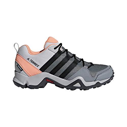 adidas Damen Terrex AX2 Climaproof Trekking-& Wanderhalbschuhe, Grau Gretwo/Cblack/Chacor, 38 EU