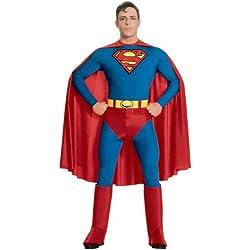 Rubie's - Disfraz de Superman para hombre, talla XL (I-888001XL)