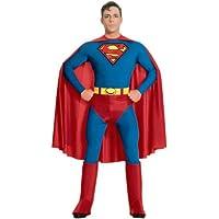 Rubbies - Disfraz de Superman para hombre, talla M (I-888001M)