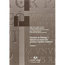 Estudios De Filología E Historia En Honor Del Profesor Vitalino Valcárcel - Volúmenes I Y II (Anejos de Veleia. Series Minor)