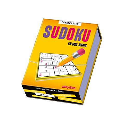Sudoku en 365 jours por Play Bac