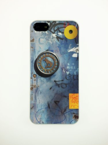 nomor Elies photo de Coque Apple iPhone 5(Blanc) Industrie Ruines Koeln 01