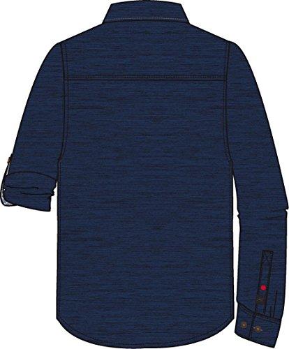 O'Neill Herren Hemd LM Beach Break Shirt Navy Night