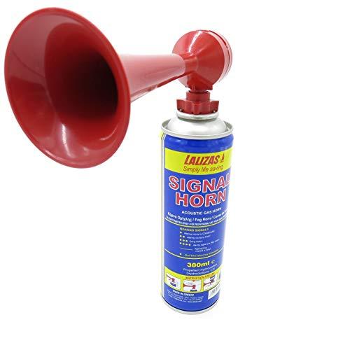 Hihey Kit de bocina de Aire de Doble Trompeta 178DB 12V Kit de compresor de bocina de Aire de Trompeta s/úper ruidosa Doble para Motocicleta Barco cami/ón Tren