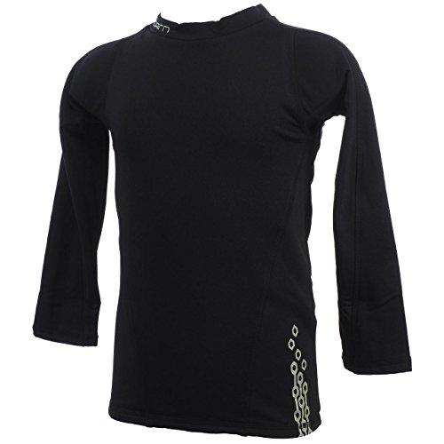 CAIRN - C Warm Top Noir ML Tee jr - sous vêtements Thermiques Chaud