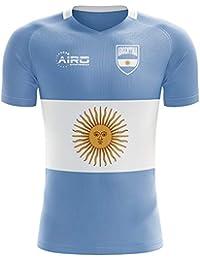 Airo Sportswear 2018-2019 Argentina Flag Concept Football Soccer T-Shirt Camiseta