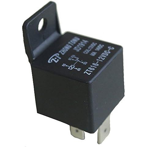 Mintice™ 80A 12V 5Pin veicolo Car Kit relè auto per pompa elettrica del carburante fan pesante SPDT