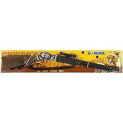 Gonher - 1104/0 - Fusil - Cowboy - 8-Coup - Noir