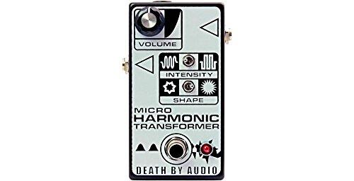 Death By Audio Micro Harmonic Transformer–Fuzz