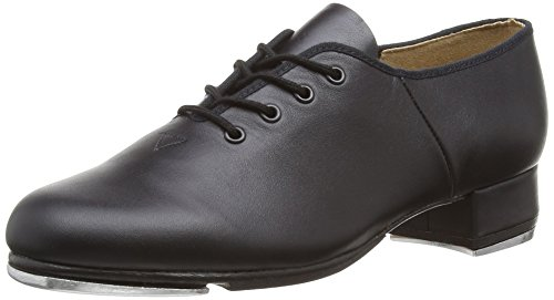 Bloch Jazz Tap, Damen Tanzschuhe Step, Schwarz (Black), 39 EU (6 UK) (9 US)