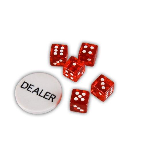 Ultimate Pokerset mit 500 hochwertigen ...