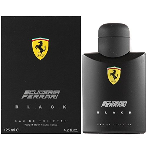 FERRARI Black EDT Vapo 125 ml