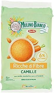 Mulino Bianco Merendine Camille, Snack Dolce per la Merenda, 304 gr