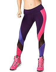 Zumba Fitness Zumba Tribe Perfect Mesh Legging long Madame Pantalons