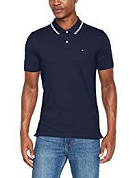 Tommy_Jeans TJM Essential Detail, Polo Homme