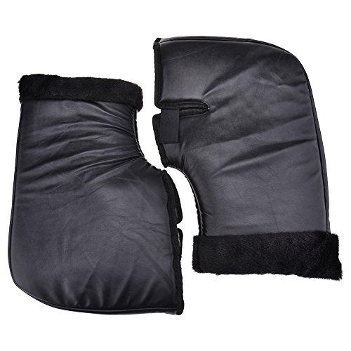 Mode-griff (Winter Motorrad Handschuhe, wasserdichte und thermische Motorrad Schutz Sleeve installiert auf Griff für Männer oder Frauen)