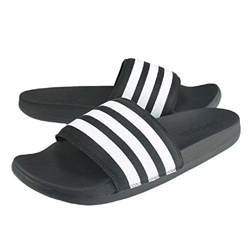 Adidas Adilette CF+ Badelatschen AQ4935 Black/White