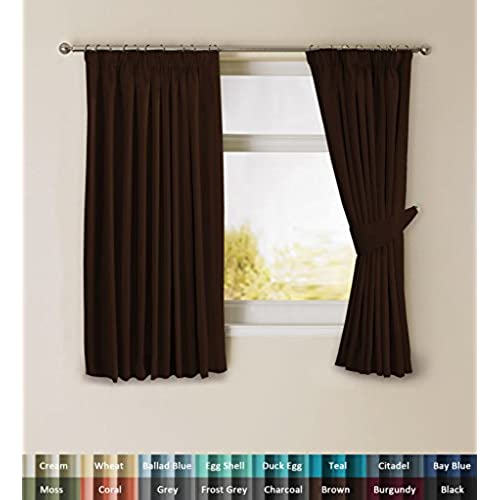 Bedroom Curtains On Amazon Small Bedroom Ideas Nyc Chalkboard Art Bedroom Bedroom Sets For Girls: Bedroom Curtains: Amazon.co.uk