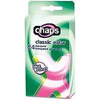 Kondome chaps classic natur, 24 Stück, gefühlsecht, Made in Germany preisvergleich bei billige-tabletten.eu