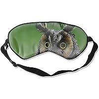 Augenmaske Eule Adler Eule Witzige Plumy Eye Cover für Reisen, Nickerchen und Meditation preisvergleich bei billige-tabletten.eu