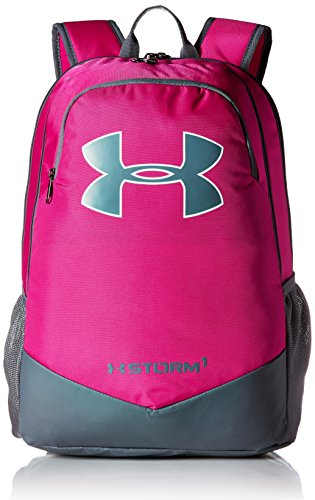 Under Armour Jungen Rucksack/Daypack Ua Scrimmage Backpack Multisport-Rucksäcke/Daypacks Tropic Pink