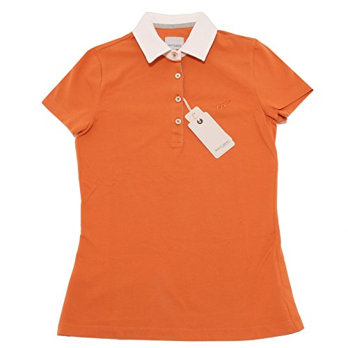 3111O polo HENRY COTTON'S arancione maglie donna t-shirt women Arancione