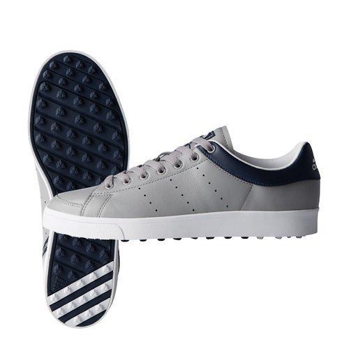 adidas Men's Adicross Classic Golf Shoes, Grey (Grey F33780), 10 UK