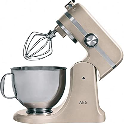 AEG-Kchenmaschine-UltraMix-KM4620-1000-W-48-l-Schssel-Generalberholt