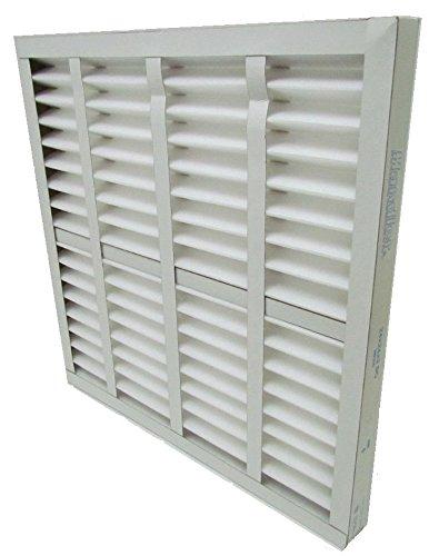 AIR HANDLER 20x25x2 Pleated Air Filter, MERV 7 (Case of 12) by Air Handler - Pleated Air Filter