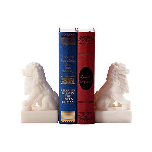L Bücherregal Buchstütze Studie 2x Set Kunststoff Durchsichtig Acryl M S