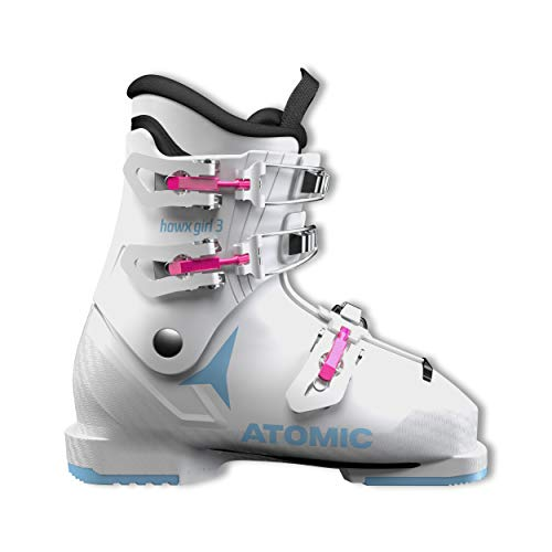 Atomic Unisex-Kinder ABO ATO All Mtain Inl Schneestiefel, Weiß (White/Denim Blue 000), 36/37 EU